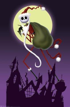 Disney Tim Burton's The Nightmare Before Christmas - Sandy Claws