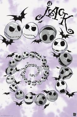 Disney Tim Burton's The Nightmare Before Christmas - Spiral
