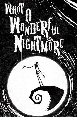 Disney Tim Burton's The Nightmare Before Christmas - Wonderful