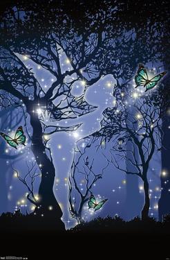 Disney Tinker Bell - Silhouette