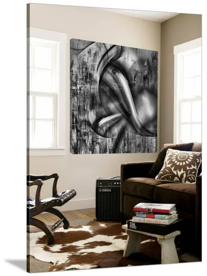 Distorted shape II-Jean-François Dupuis-Loft Art