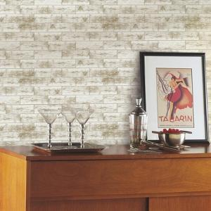 Distressed Wood Subway StickTILES™ - 4 Pack