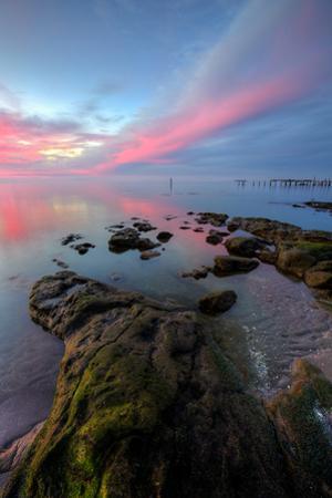 Divine Color at Sunset, San Pablo Bay, Bay Area