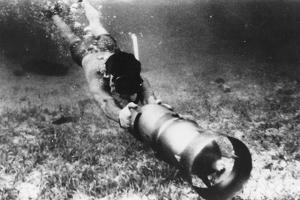 Diving Propulsion Unit