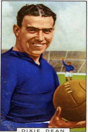 Dixie Dean, 1936