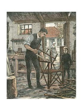 Diy Carpentry, Sweden