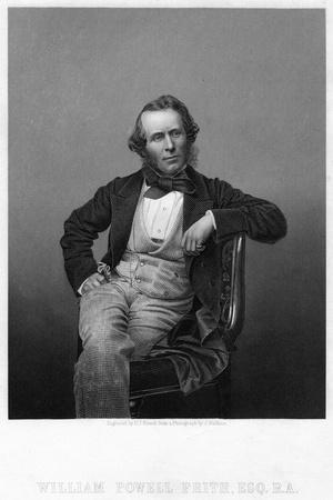 William Powell Frith, C1860