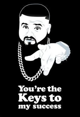 DJ Quotables- You're the Keys