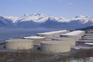 Alyeska Pipeline Terminal by DLILLC