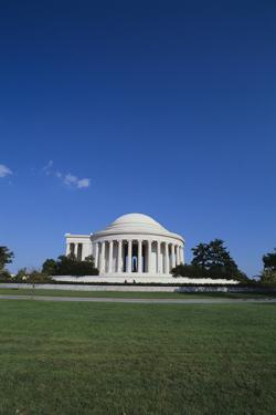 Jefferson Memorial by DLILLC