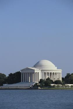 Jefferson Memorial by DLILLC