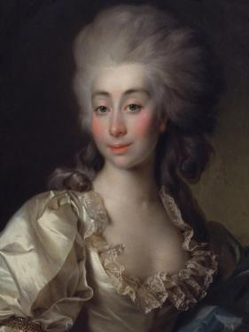 Portrait of Ursula Mniszeck, 1782 by Dmitri Grigorievich Levitsky