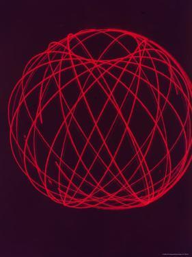 Plotting of Orbit of Sputnik I by Scientists at MIT by Dmitri Kessel