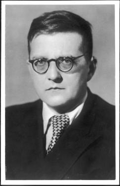 Dmitry Dmitriyevich Shostakovich Russian Composer