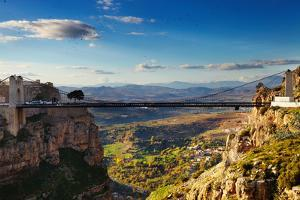 Constantine, the City of Bridges, Algeria by DmitryP