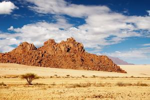 Rocks of Namib Desert, Namibia by DmitryP