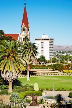 Windhoek City by DmitryP