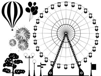 Amusement Park Elements