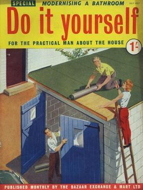Do It Yourself, 1957, UK