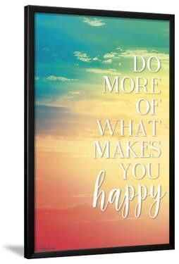 DO MORE HAPPY
