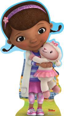 Doc McStuffins - Disney Junior Lifesize Standup
