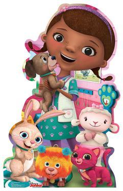 Doc McStuffins Pet Vet - Disney Junior Lifesize Cardboard Cutout