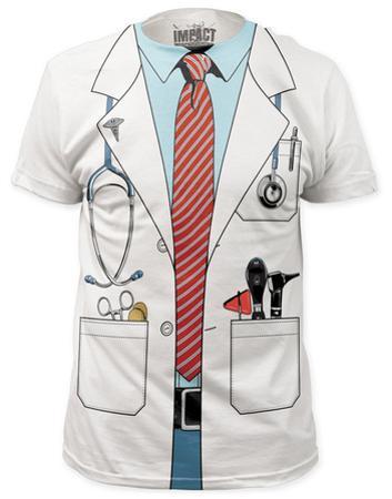 Doctor Costume Tee (slim fit)