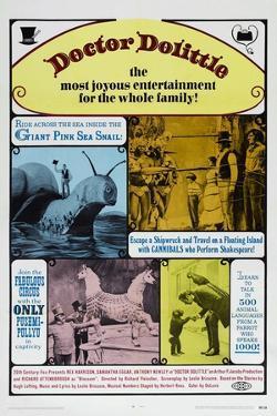 Doctor Dolittle, Rex Harrison, 1967