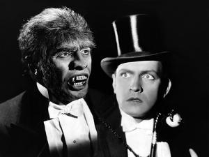DOCTOR JEKYLL AND MR HYDE, 1931