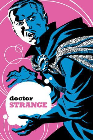 Doctor Strange No.5 Cover
