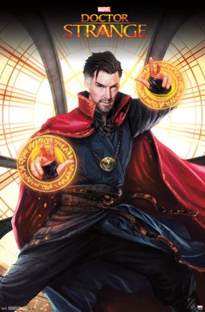 Doctor Strange- Spotlight Magic