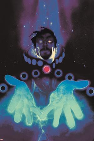Doctor Strange & the Sorcerers Supreme #2 Variant Cover Art