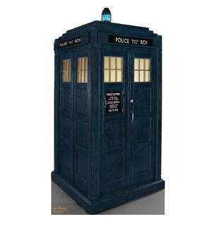 Doctor Who 11 - TARDIS FS