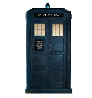 Doctor Who 11 - TARDIS