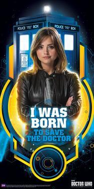 Doctor Who- Born To Save The Doctor