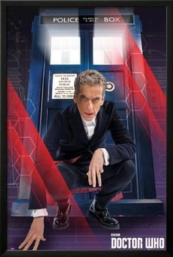 Doctor Who - Crouching