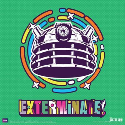 Doctor Who- Dalek Exterminate