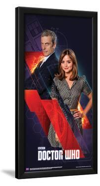 Doctor Who- Doctor And Clara