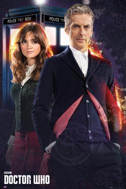 Doctor Who - Doctor & Clara