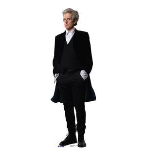 Doctor Who Hands in Pockets - Doctor Who