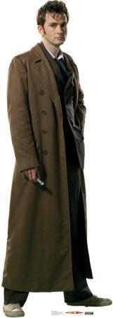 Doctor Who - Overcoat