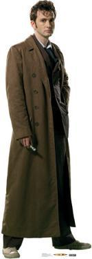 Doctor Who - Overcoat