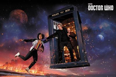 Doctor Who - Season 10 Iconic