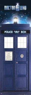 Doctor Who-Tardis