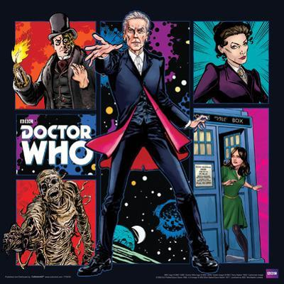 Doctor Who- Twelfth Doctor Coming