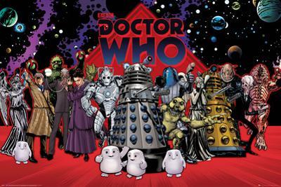 Doctor Who- Villians Compilation