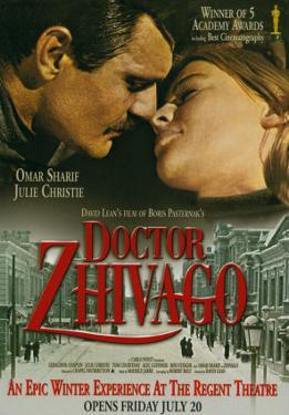 Doctor Zhivago, 1965