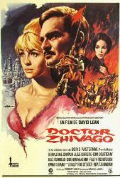 Image result for doctor zhivago movie poster