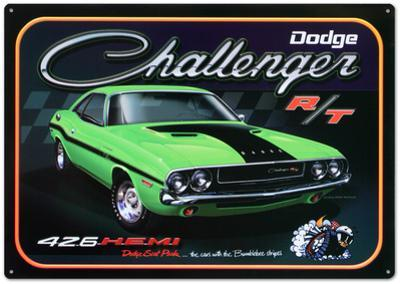 Dodge Challenger 426 Hemi R/T Car