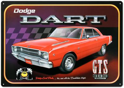 Dodge Dart GTS 383 Magnum Car